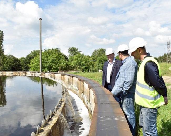 Результати реконструкції каналізаційної системи в Олександрії