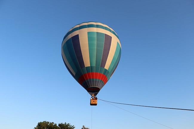 Польоти на повітряній кулі (ВІДЕО)