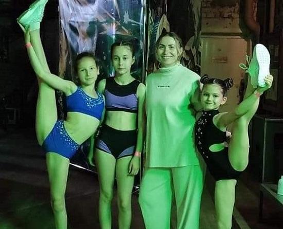 """Дівчата з """"Active Life"""" успішно виступили на спортивних змаганнях"""