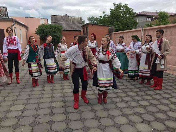 В Олександрії відтворили старовинне традиційне весілля