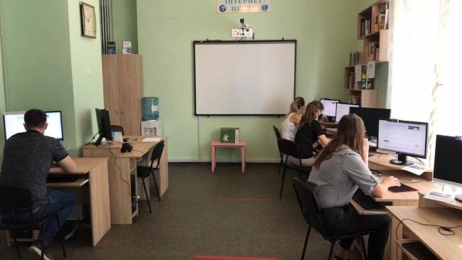 В Олександрії з'явився Пункт проходження іспитів на володіння державною мовою