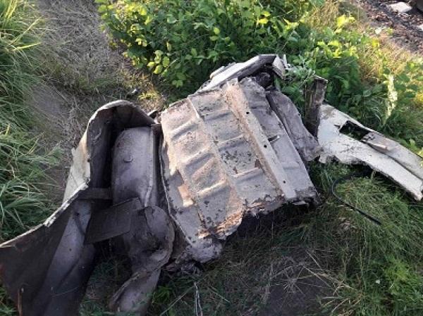 На Кіровоградщині пасажирський потяг зіштовхнувся з легковиком