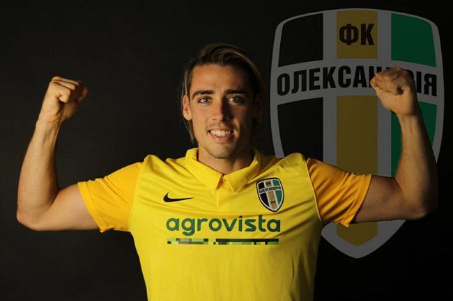 «Олександрія» підписала форварда італійського клубу