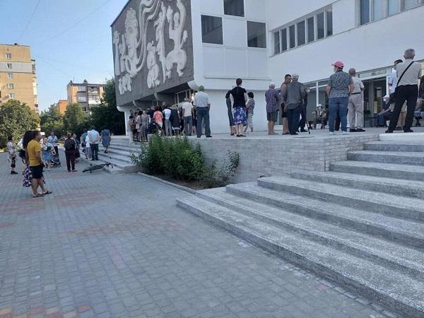 За вихідні в Олександрії щеплення отримали понад тисячу людей