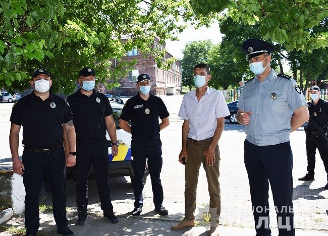 У Попельнастівській громаді запрацювала друга поліцейська станція