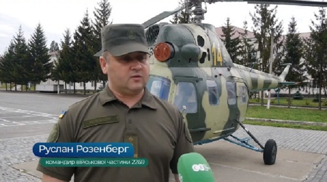 Авіаційний парк військової частини Олександрії посилили сучасними вертольотами