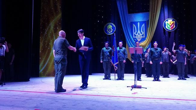 Військова частина №2269 відзначила 29-ту річницю у складі Нацгвардії України