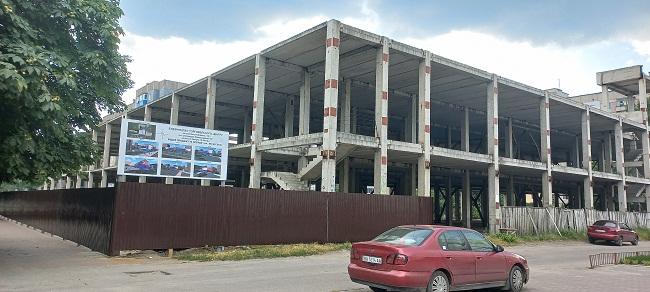 В Олександрії побудують великий торговий центр