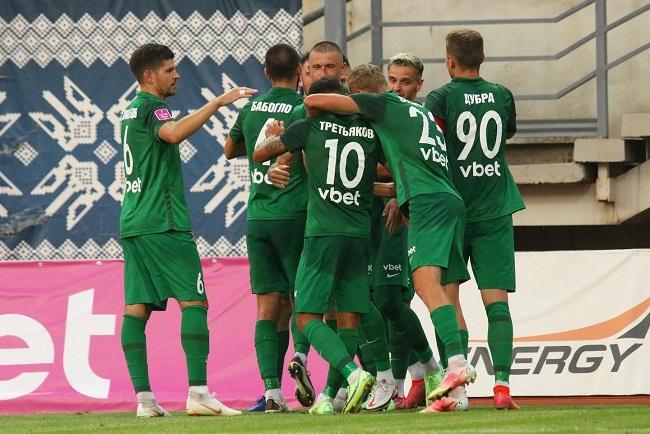 «Олександрія» зіграє проти ФК «Минай»