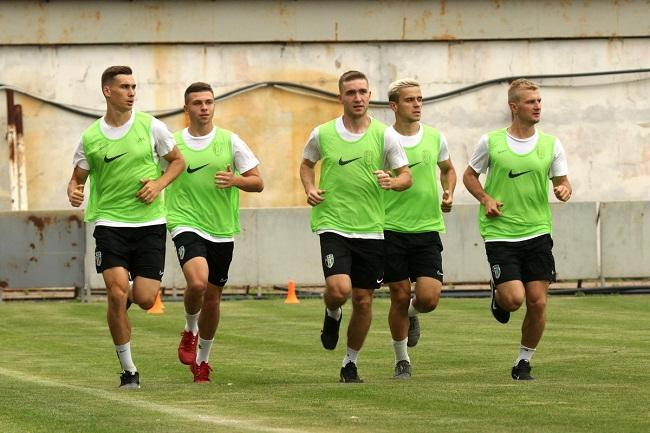 ФК Олександрія завершив другий етап навчально-тренувальних зборів