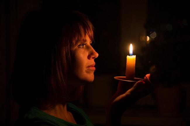 Через негоду в області без електрики опинилася понад сотня населених пунктів