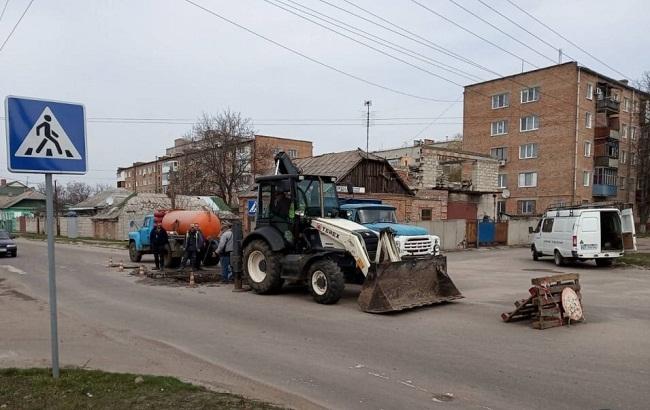 Водоканал має відновити асфальтне покриття після ремонтних робіт по вул. 6-го Грудня