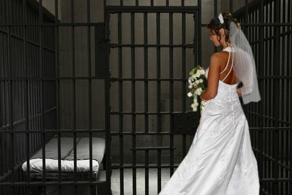 У Петрівській виправній колонії зареєстрували шлюб