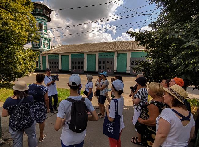 Туристи з Дніпра відвідали Олександрію