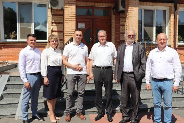 Посол Словацької республіки в Україні Марек Шафін познайомився з Олександрією
