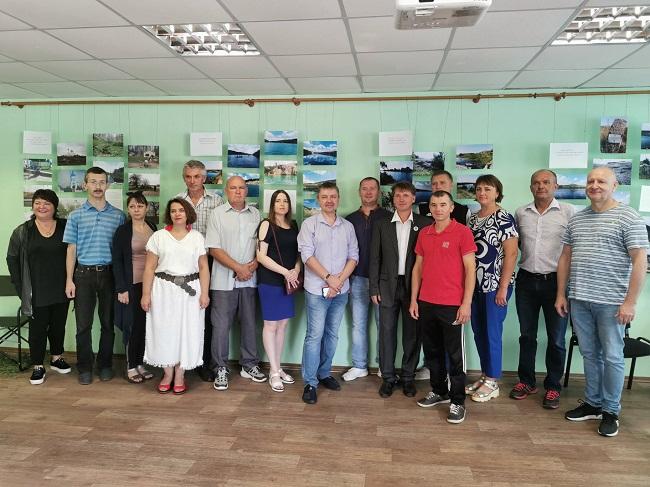 В Олександрії відкрилася фотовиставка «Веломандрівка Україною»