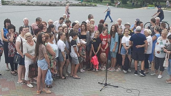 Олександрійці братимуть участь в рекордному виконанні гімну України