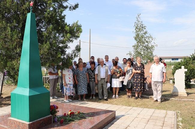 Олександрійці вшанували пам'ять загиблих у перші дні окупації міста нацистами