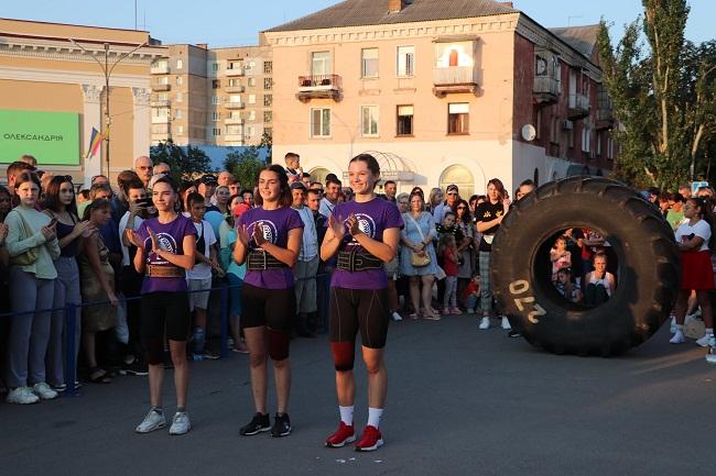 Спортсменки з Олександрії встановили рекорд України (ФОТО)
