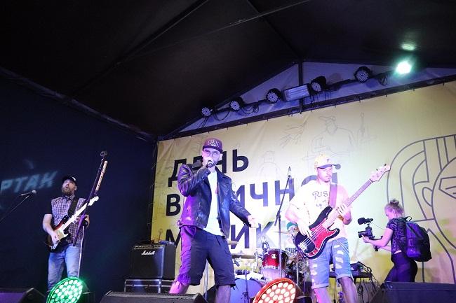 В Олександрії відбувся День вуличної музики і виступ гурту «Тартак»