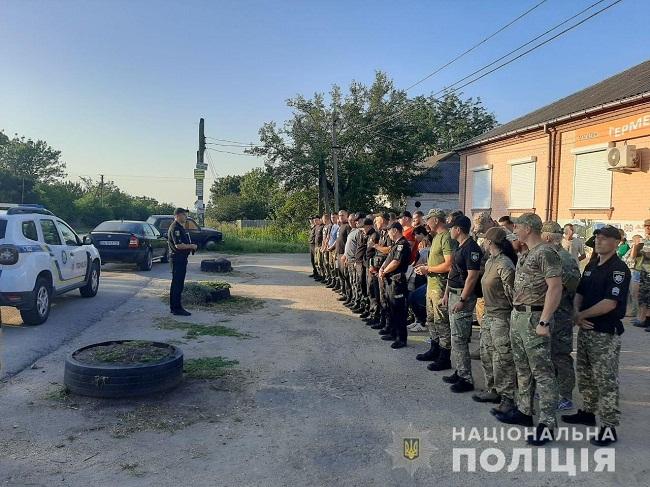 Зниклу на Кіровоградщині дівчину розшукують понад півсотні правоохоронців