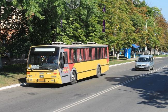 17 серпня не буде працювати автобусна зупинка «пл.Соборна» (Солодкий рай)
