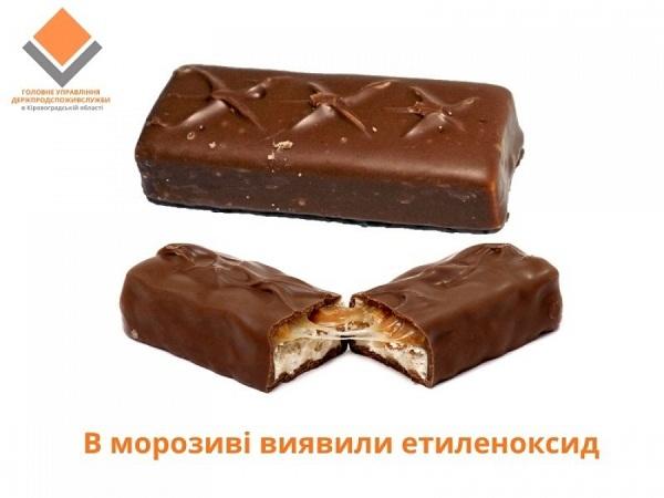 На Кіровоградщині вилучають із продажу небезпечне імпортне морозиво