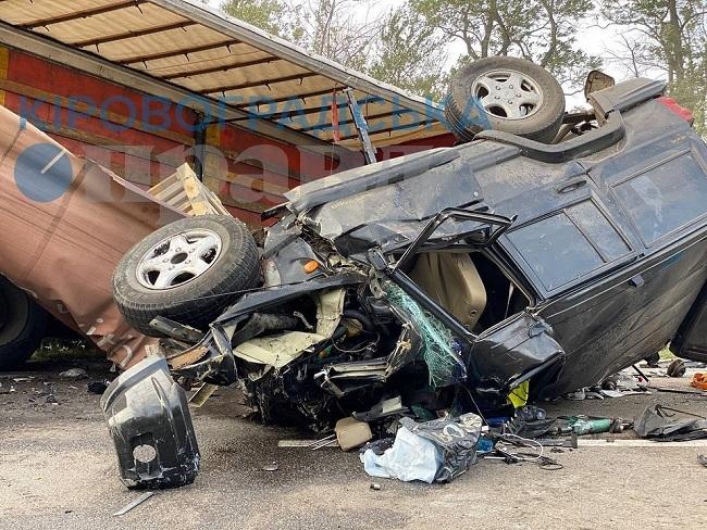На Олександрійщині сталася жахлива аварія (ФОТО)
