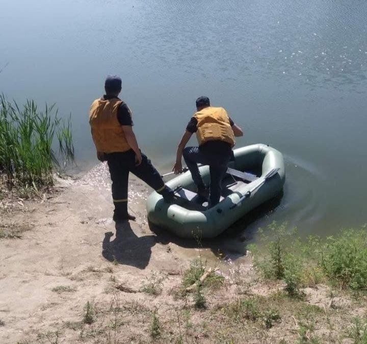На Олександрійщині втопився чоловік