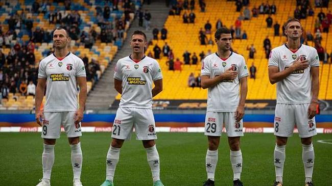 Заспівав від душі: український футболіст емоційно виконав гімн України