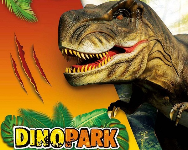 У Кропивницькому 18 вересня відкриють Парк Динозаврів