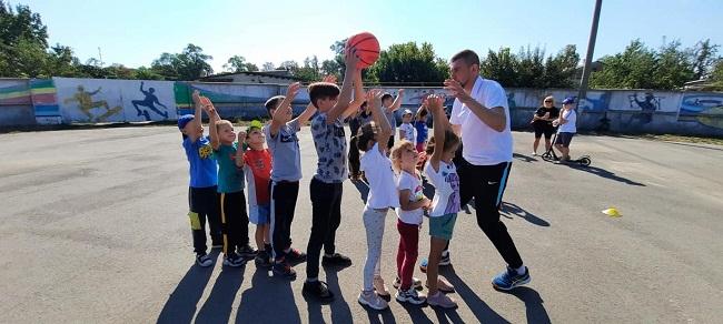 В Олександрії пройшли заходи до Дня фізичної культури і спорту