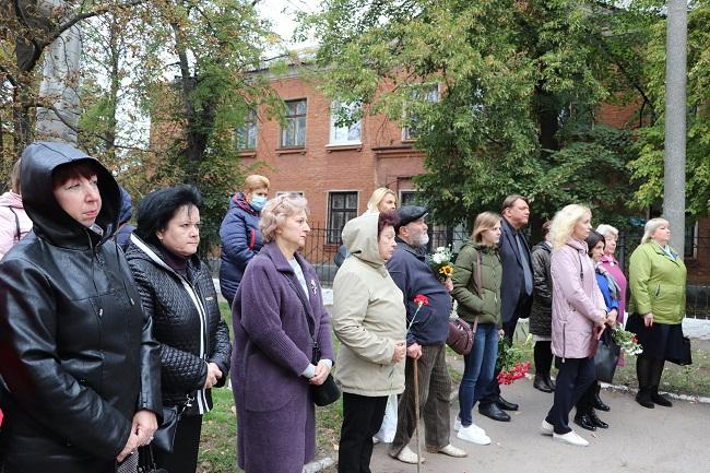 В Олександрії вшанували пам'ять жертв трагедії Бабиного Яру