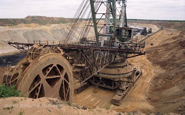 Монстри вугільної промисловості