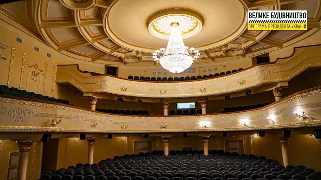 Велике будівництво в Олександрії: міський Будинок культури (ФОТО)