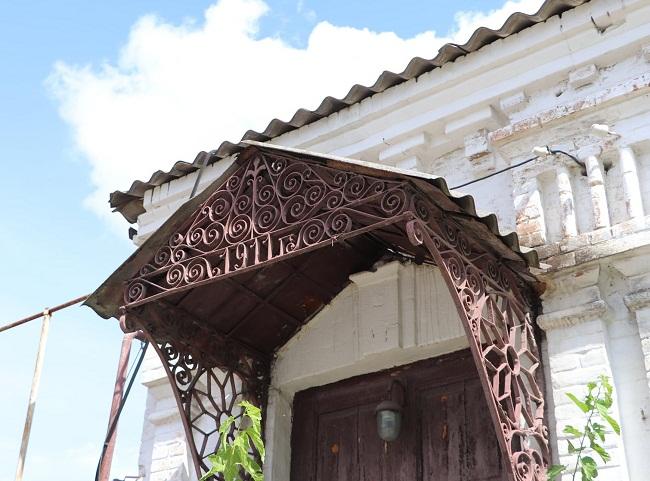 Старі будинки Олександрії