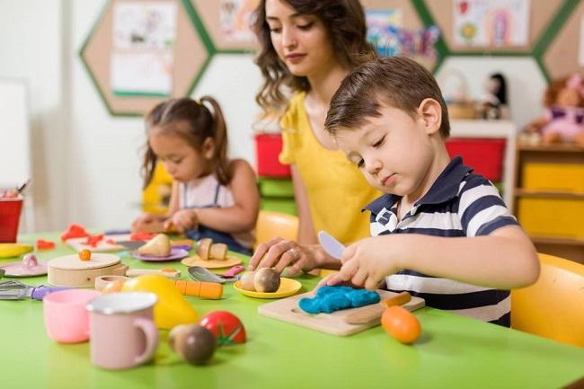 У карантинні обмеження і правила для дитячих садків внесено зміни