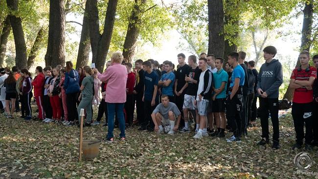Для студентів Політехнічного коледжу влаштували спортивне свято