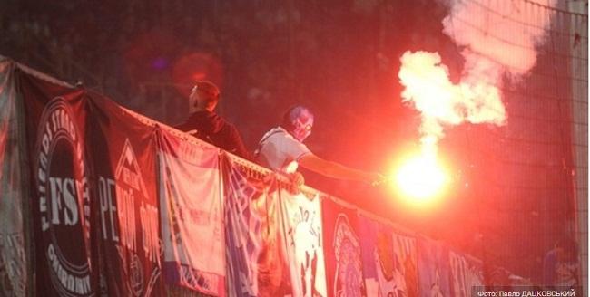 """""""Динамо"""" оштрафували на півмільйона за бійку, яке влаштували ультрас на матчі з """"Олександрією"""""""