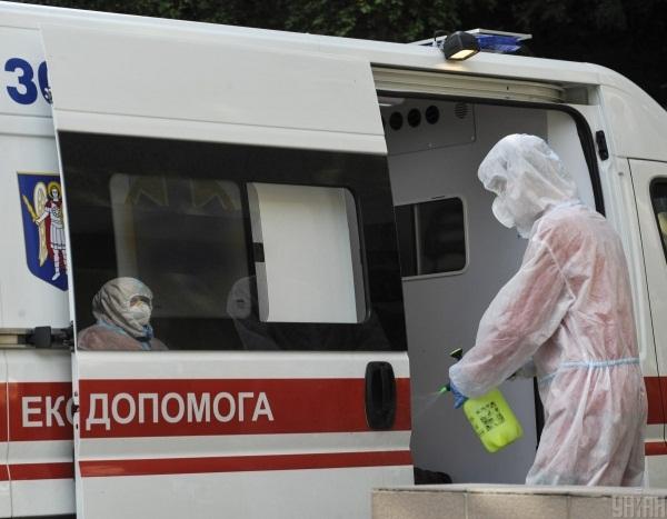 У МОЗ приблизно у листопаді очікують на пік захворюваності COVID-19 в Україні