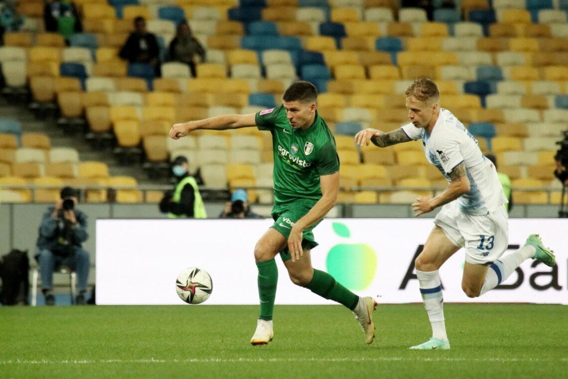 Динамо – Олександрія – 1:0