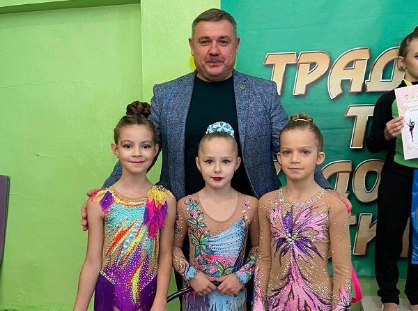 Перемоги олександрійських гімнасток на чемпіонаті «Александрина-2021»