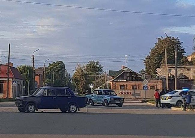 В Олександрії сталася ДТП за участі вітчизняних автомобілів