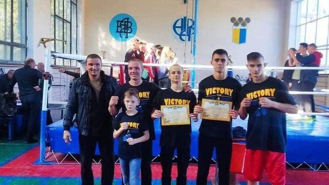 Здобутки олександрійських спортсменів на чемпіонаті з боксу