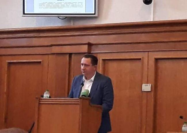 """Директору """"Дніпро-Кіровоград"""" оголошено догану"""
