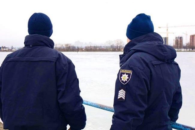 На Водохреща поліцейські посилять охорону публічного порядку