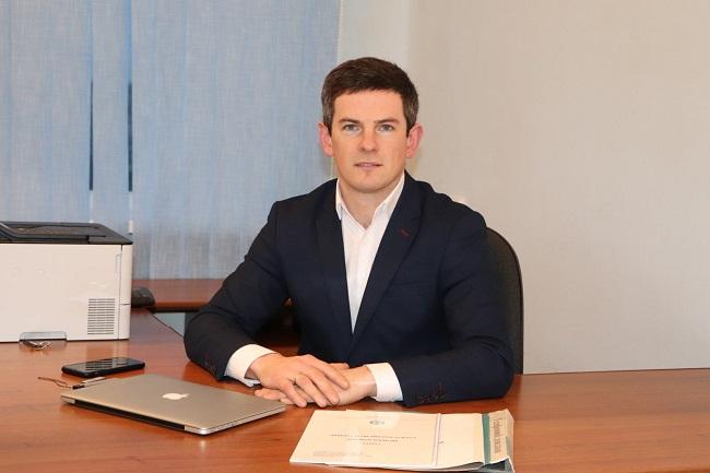 Призначено нового начальника управління інформаційної політики і цифрової трансформації