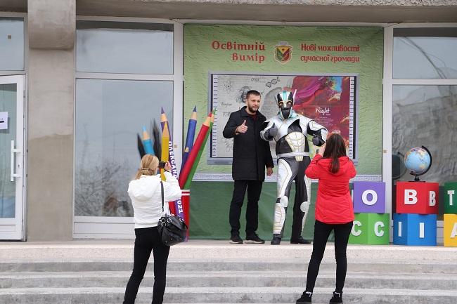 В Олександрії проходить виставка-показ