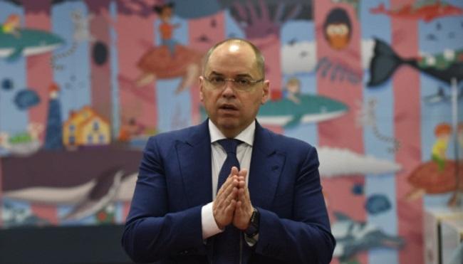 Україна вийшла з третьої хвилі пандемії – Степанов
