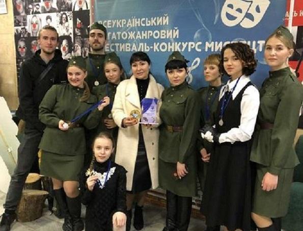 Театр з Олександрії став лауреатом Всеукраїнського фестивалю-конкурсу